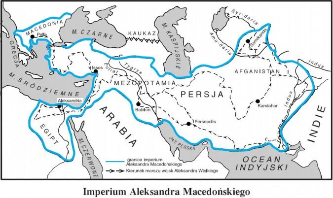 Imperium Aleksandra Macedońskiego